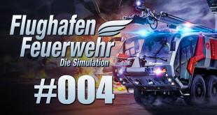 Flughafen Feuerwehr: Die Simulation #04 – Kein Regen in Sicht