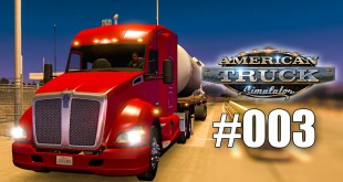 American Truck Simulator #003 – Halt an der Wiegestation! Gameplay ATS deutsch