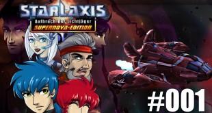 Starlaxis Supernova Edition #001 – Zack, ist die Sonne aus!!