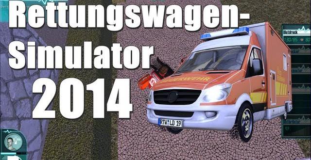 Rettungswagen-Simulator 2014 Teaser