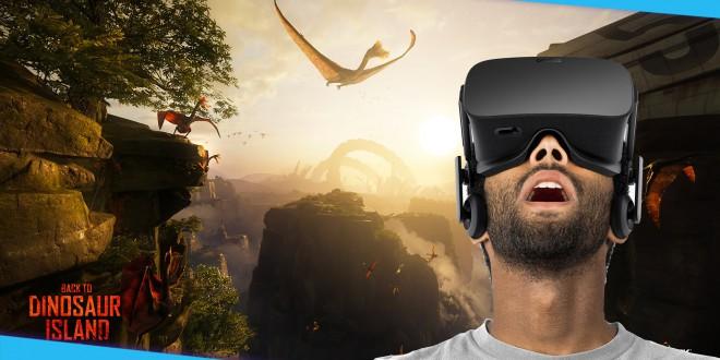 Back To Dinosaur Island: Part 2 (VR) – Unsere Meinung!