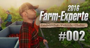 Farm-Experte 2016 #002 – Feld bestellen und Saatgut kaufen!