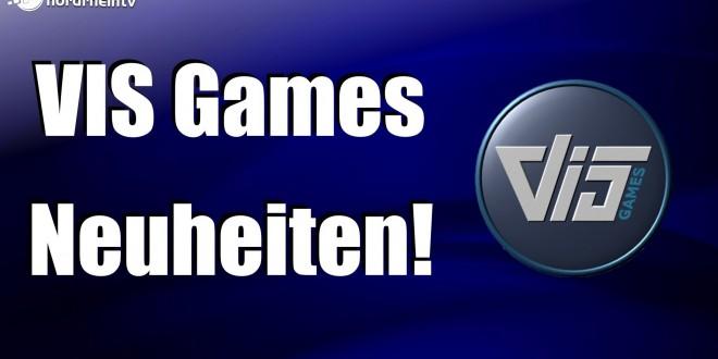 VIS Games: Neuheiten!