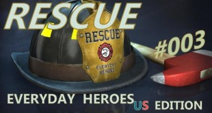 Rescue: Everyday Heroes #003 – Feuer in der City