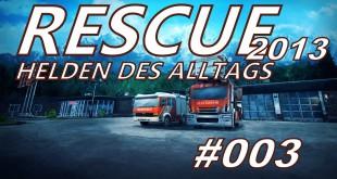 Rescue 2013 #003 – Der Telefonzellen Brand-Fetischismus