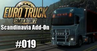 Euro Truck Simulator 2: Scandinavia Add-On #019 – Das mobile Unglück
