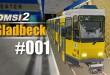 OMSI 2 Projekt Gladbeck 2016 mit der Straßenbahn/ U-Bahn Tatra KT4Dtm #001 – Start am Betriebshof!
