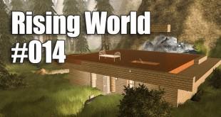 Rising World #014 – Zweite Etage mit viel Glas!