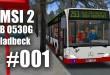 OMSI 2 mit dem Mercedes-Benz O530G durch Gladbeck Linie 253 #001