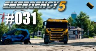 Emergency 5 #031 – Erdbeben erfolgreich gemeistert!