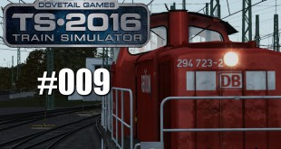 Train Simulator 2016 – Rangieren in Köln #009 – Doppeltes Pech