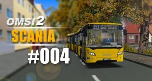 OMSI 2 Projekt Gladbeck 2016 SCANIA CITYWIDE GN14 #004 – Verschachtelte Autos