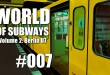 World of Subways Vol. 2 #007 – Status: erfüllt