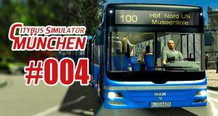 City Bus Simulator München #004 – Die folgenreiche UMLEITUNG!