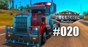 American Truck Simulator #020 – Auf nach Jackpot! Gameplay ATS deutsch HD