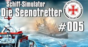 Schiff-Simulator: Die Seenotretter #005 – Zeitraffer!