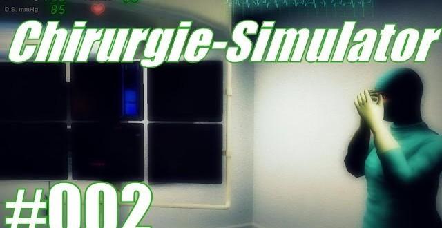 Chirurgie-Simulator #002 – Der Wurmfortsatz