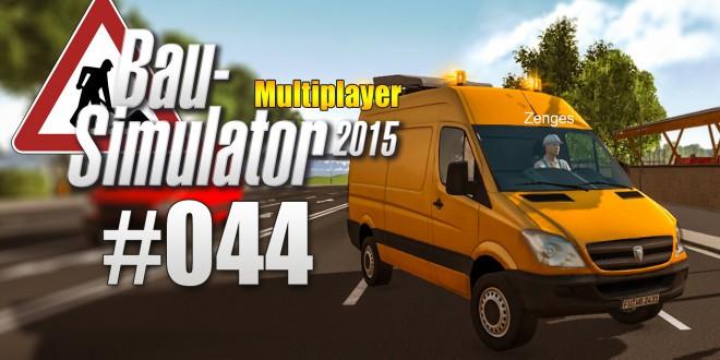 Bau-Simulator 2015 Gold Multiplayer #044 – Starallüren kleiner Kinder!