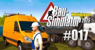 Bau-Simulator 2015 Gold Multiplayer #017 – Kranplätze MÜSSEN verdichtet sein!