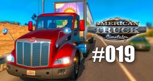 American Truck Simulator #019 – Das Level-Upgrade! Gameplay ATS deutsch HD
