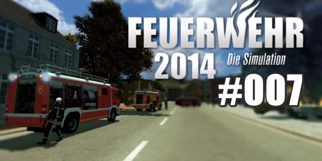 Feuerwehr 2014 – Die Simulation #007 – Reparaturmaßnahmen