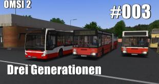 OMSI 2 Drei Generationen #3 – Neue Linie, Generation und Glück!