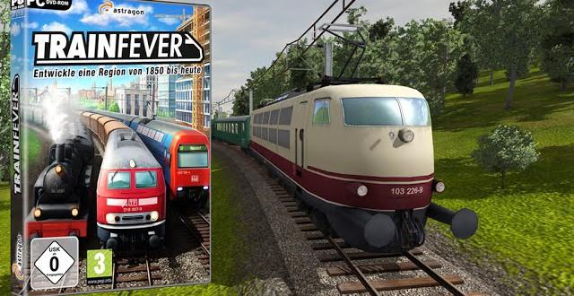TrainFever – Trailer