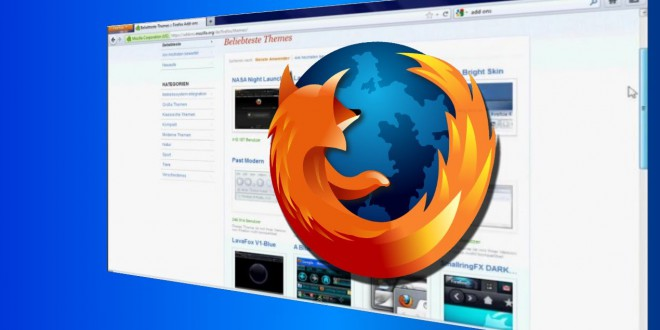 Firefox-Design ändern!