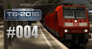 Train Simulator 2016 – Mit dem RE von Köln nach Bonn #004 – 825 Punkte!