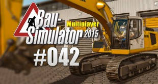 Bau-Simulator 2015 Gold Multiplayer #042 – Großer Bagger gekauft!
