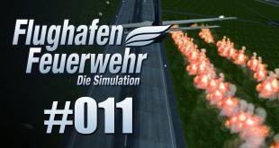 Flughafen Feuerwehr: Die Simulation #11 – Brennende Triebwerke