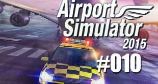 Airport Simulator 2015 #010 – Tanken, beladen, schneeschieben, Strom anschließen…