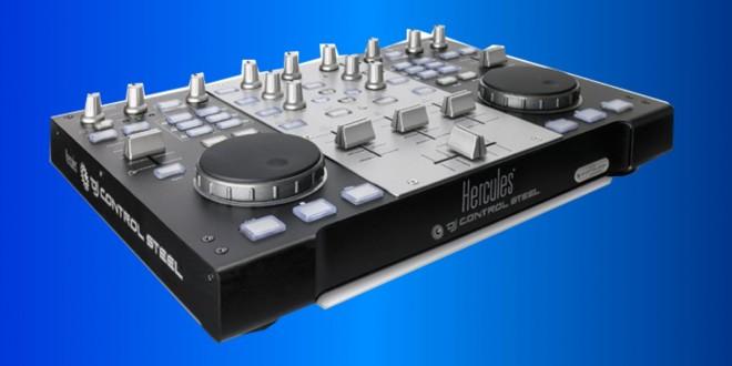 Virtuelles DJ-Pult