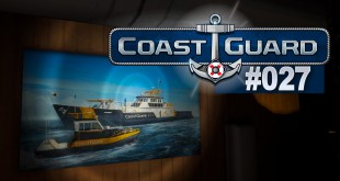 Coast Guard #027 – Kurzer Inselbesuch