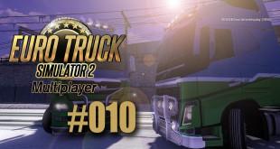 ETS 2 Multiplayer #010 – Baustellenleuchte einkassiert?! Der Lacher!