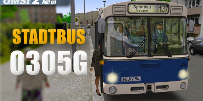 OMSI 2: Stadtbus O305G #2 – Über Payware-Preise…