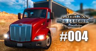 American Truck Simulator #004 – Eigener LKW gekauft! Gameplay ATS deutsch