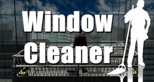 Wi(n)dow Cleaner – Selbstgespräche und ne Menge Fenster…