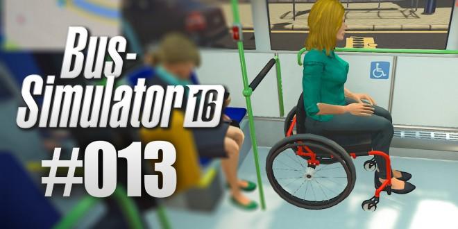 BUS-SIMULATOR 16 #13 – Fett im Minus! | Let's Play Bus Simulator 2016 deutsch HD