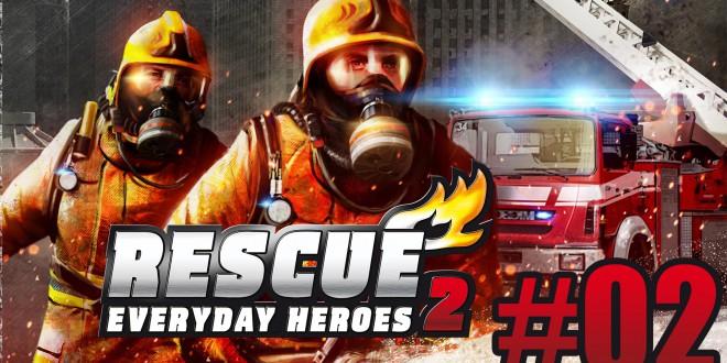 Rescue 2 #02 – Die Feuerwache!