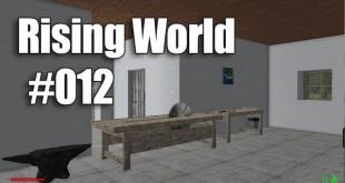 Rising World #012 – Das potthässliche und schiefe Badezimmer