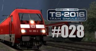 Train Simulator 2016 – Unterwegs mit der BR 101 #28 – ZUSI 3 ≠ TS 2016