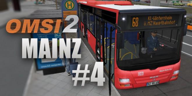 OMSI 2: Mainz mit Linie 68 und dem MAN Lion's City GÜ – Ampelschaltung