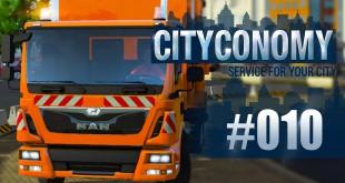 CITYCONOMY – Service for your City Stadtsimulator MULTIPLAYER #010 – Männer vom Fach!