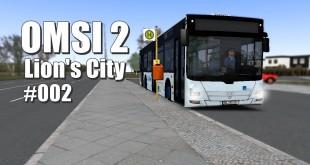 OMSI 2 – MAN Lion's City in Spandau #2 – Fahrgastbeschwerden