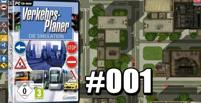 Verkehrsplaner – Die Simulation #001