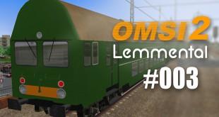 OMSI 2: Mit dem Setra 319 UL durch Lemmental #003 – Schöner Zug am Hauptbahnhof!