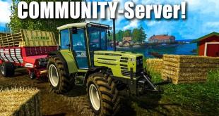 WICHTIGE INFOS! Community-Server LS 15! Ihr könnt mitspielen!