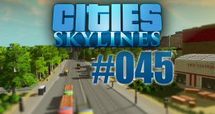 Cities: Skylines #045 – Wann kommt der Cities: Skylines Mulitplayer?