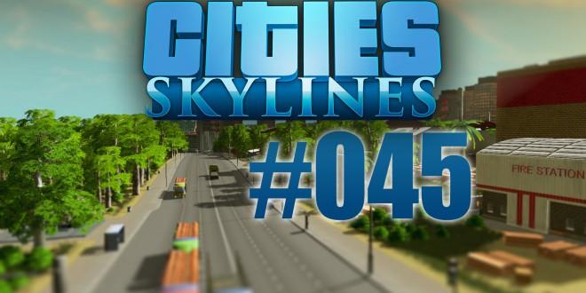 Cities: Skylines #045 – Wann kommt der Cities: Skylines Mulitplayer?